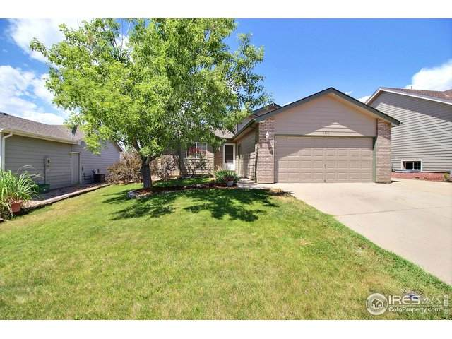 3309 Stirrup Ln, Evans, CO 80620 (#918012) :: HergGroup Denver