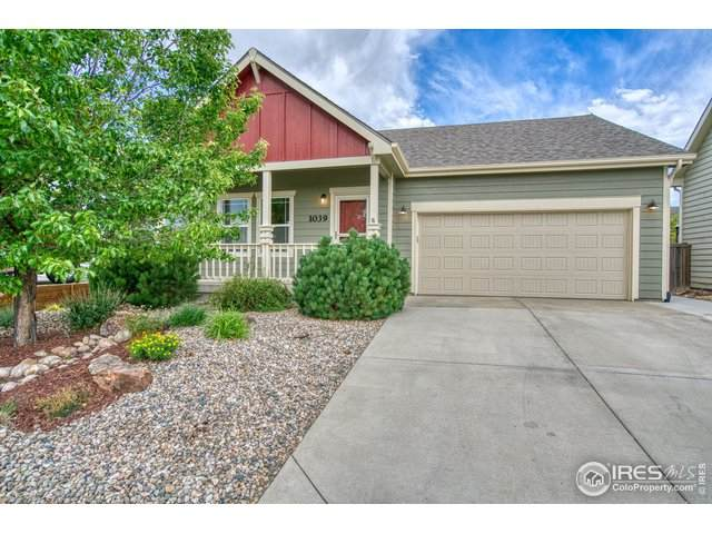 1039 Mahogany Way, Severance, CO 80550 (MLS #918021) :: Fathom Realty