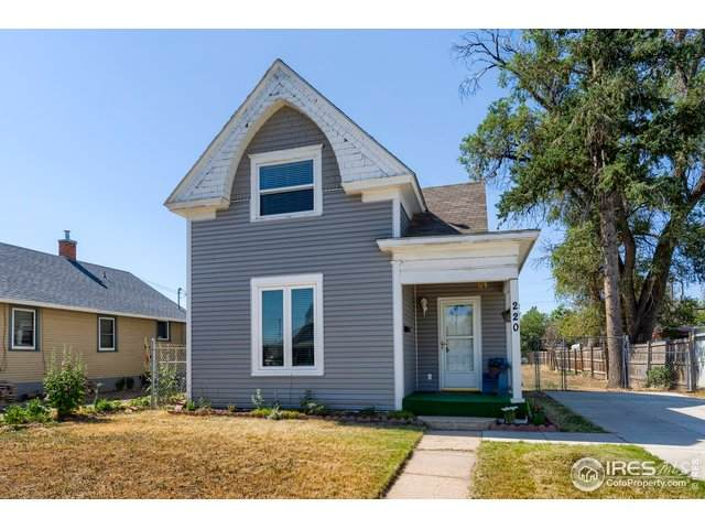 220 13th St, Greeley, CO 80631 (#918023) :: Compass Colorado Realty