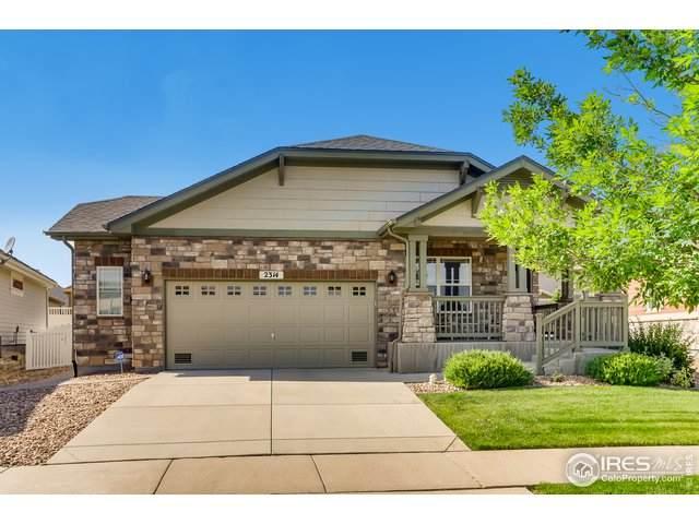 2314 Steppe Dr, Longmont, CO 80504 (MLS #918025) :: Hub Real Estate