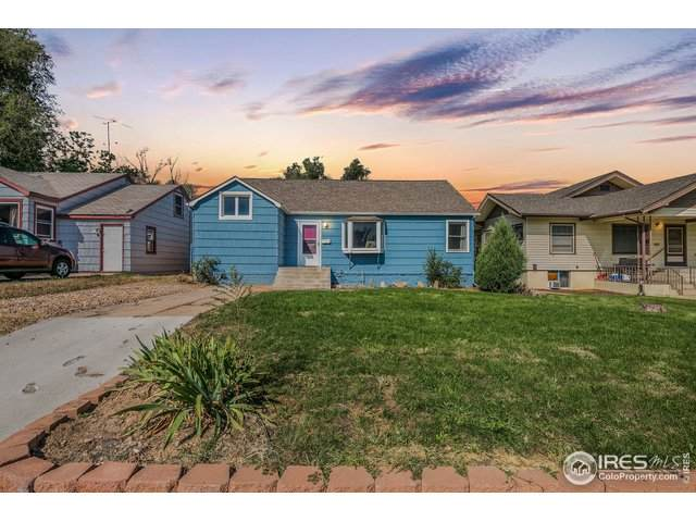 1023 18th Ave, Greeley, CO 80631 (#918029) :: Compass Colorado Realty