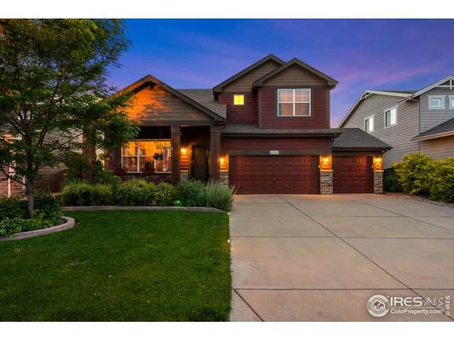 2410 Black Duck Ave, Johnstown, CO 80534 (MLS #918037) :: June's Team