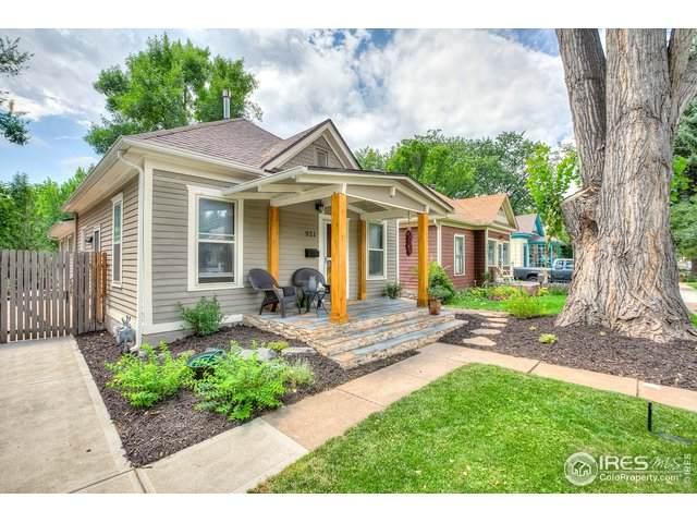 921 W Oak St, Fort Collins, CO 80521 (MLS #918039) :: 8z Real Estate