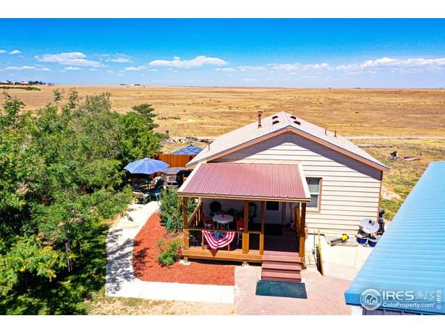38029 County Road 57, Eaton, CO 80615 (#918042) :: Compass Colorado Realty