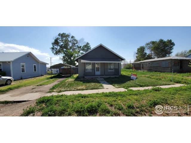 111 N 8th Ave, Sterling, CO 80751 (MLS #918045) :: 8z Real Estate