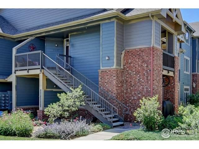 804 Summerhawk Dr #3205, Longmont, CO 80504 (MLS #918046) :: Colorado Home Finder Realty