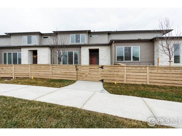 402 Skyraider Way #2, Fort Collins, CO 80524 (MLS #918062) :: Fathom Realty