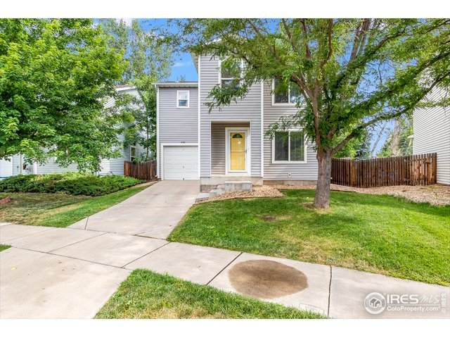 408 Plowman Ct, Fort Collins, CO 80526 (MLS #918076) :: Fathom Realty