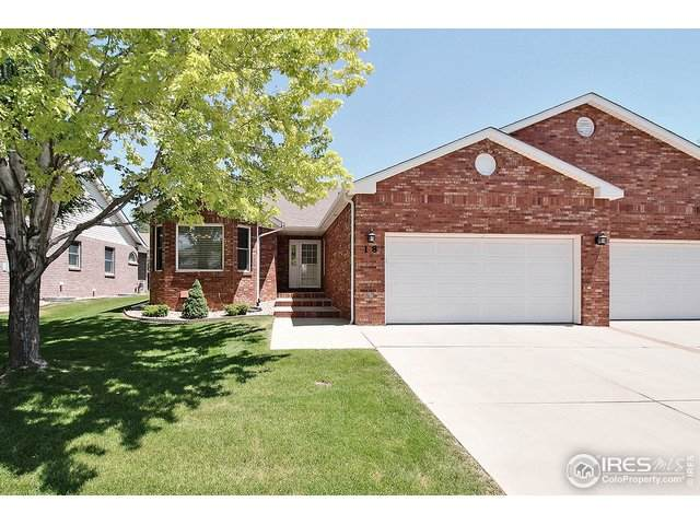 5601 W 18th St #18, Greeley, CO 80634 (MLS #918082) :: June's Team
