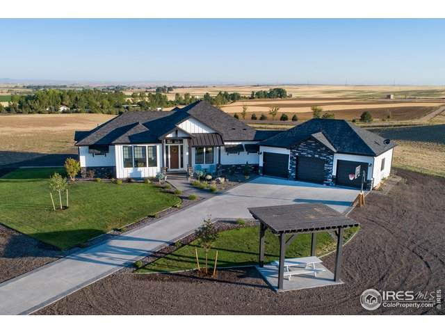 39943 Hilltop Cir, Severance, CO 80610 (MLS #918086) :: Tracy's Team