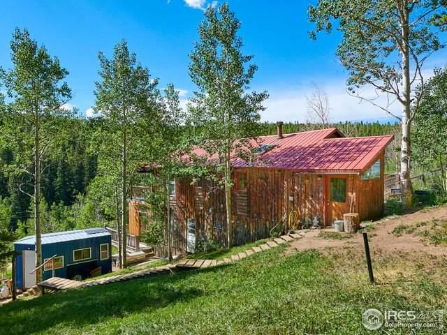 229 Bowles Ranch Rd, Black Hawk, CO 80422 (#918087) :: Peak Properties Group