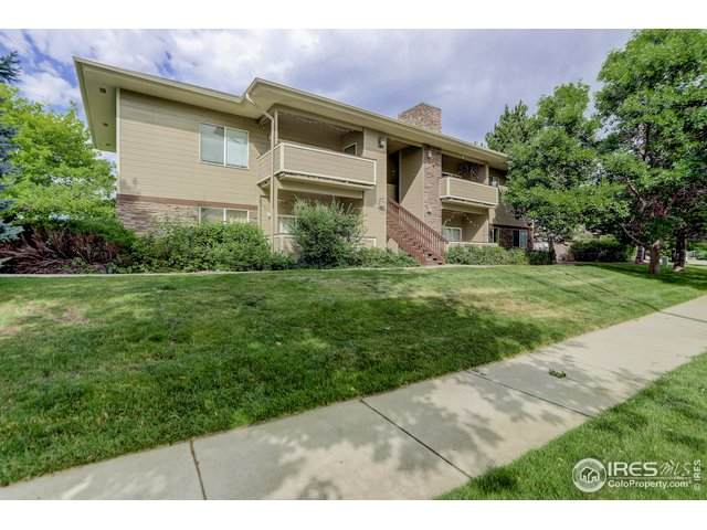 4545 Wheaton Dr #230, Fort Collins, CO 80525 (MLS #918104) :: Keller Williams Realty