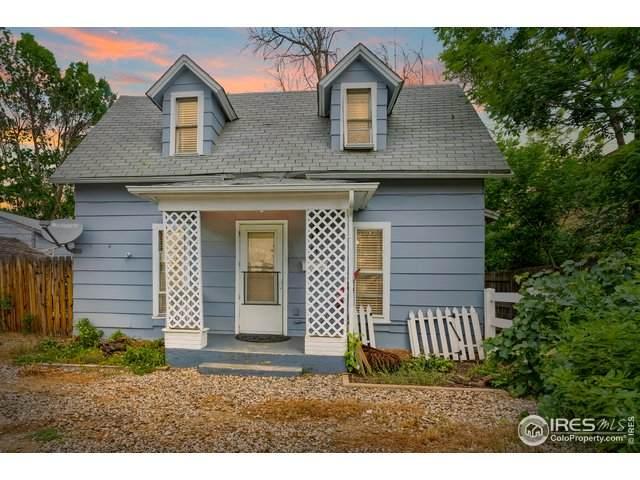 1445 E 1st St, Loveland, CO 80537 (MLS #918106) :: Keller Williams Realty