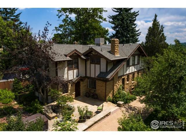 721 Spruce St, Boulder, CO 80302 (MLS #918112) :: Hub Real Estate