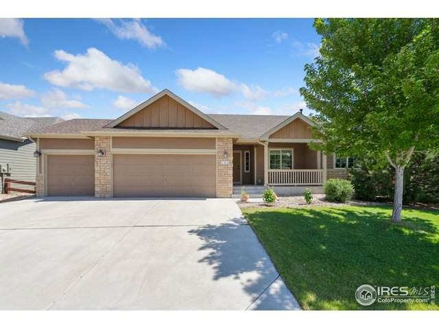 142 Kitty Hawk Dr, Windsor, CO 80550 (#918127) :: Re/Max Structure