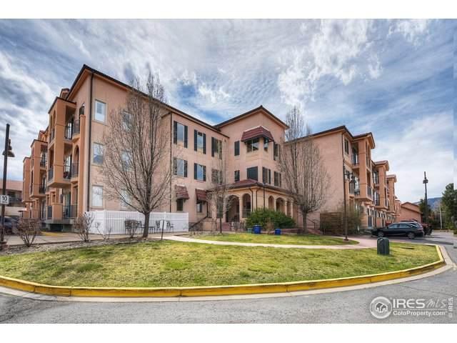 4500 Baseline Rd #2202, Boulder, CO 80303 (MLS #918137) :: 8z Real Estate
