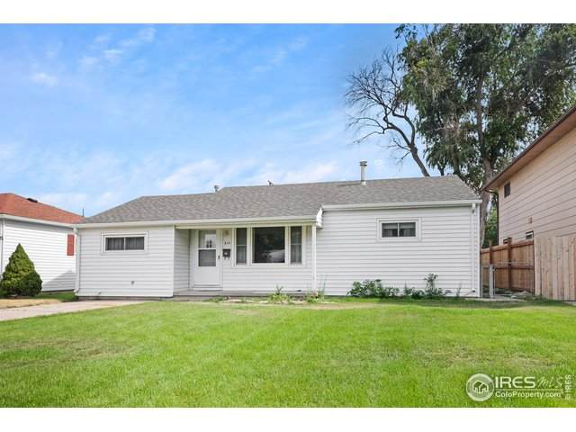 819 Columbine St, Sterling, CO 80751 (MLS #918153) :: Colorado Home Finder Realty