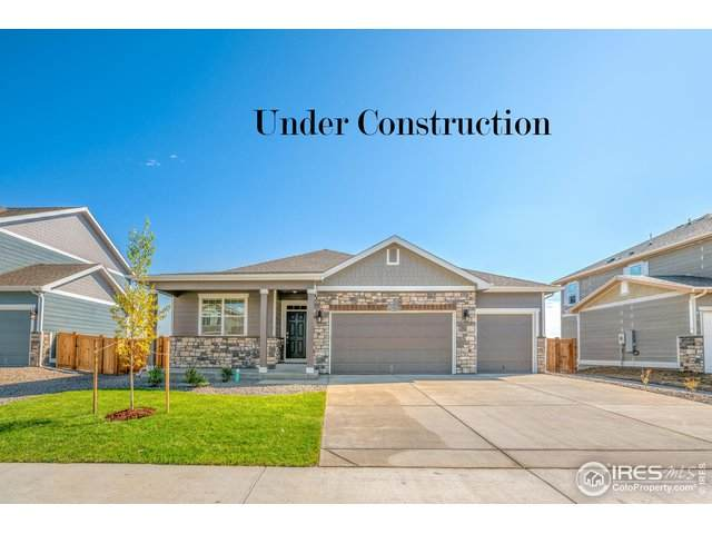 6764 Wild Grass Ln, Wellington, CO 80549 (MLS #918156) :: Kittle Real Estate
