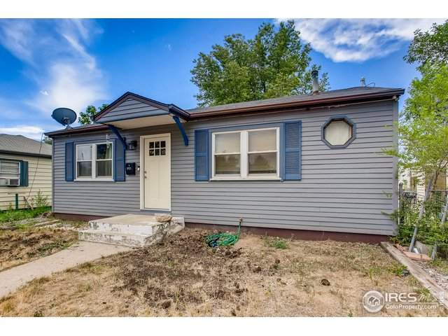 2423 10th Ave Ct, Greeley, CO 80631 (MLS #918158) :: June's Team