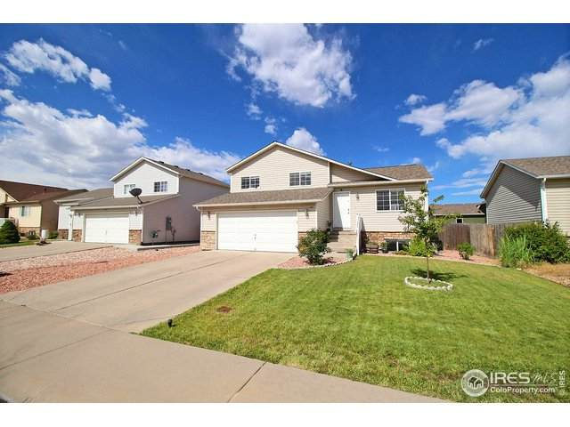 2813 39th Ave, Greeley, CO 80634 (MLS #918169) :: June's Team