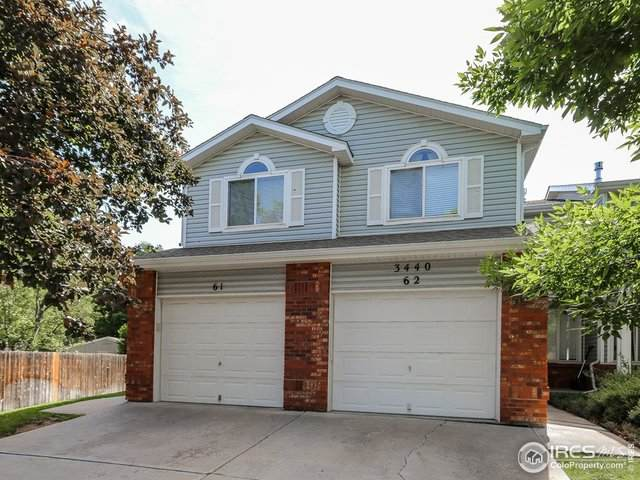 3440 Windmill Dr #1, Fort Collins, CO 80526 (MLS #918173) :: Jenn Porter Group