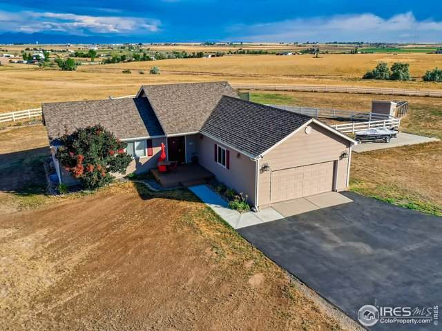 8209 County Road 2, Brighton, CO 80603 (MLS #918185) :: Downtown Real Estate Partners