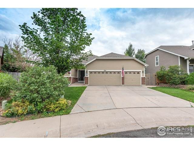 3744 Martin Ln, Johnstown, CO 80534 (MLS #918192) :: 8z Real Estate