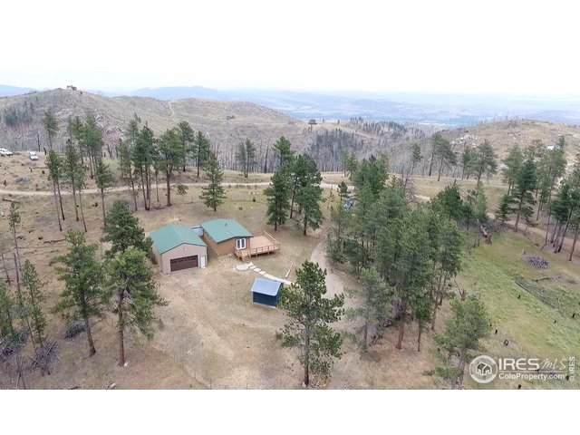 11 Horsetooth Cir, Bellvue, CO 80512 (MLS #918197) :: 8z Real Estate
