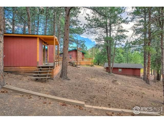 8 Lookout Dr, Lyons, CO 80540 (MLS #918228) :: Colorado Home Finder Realty