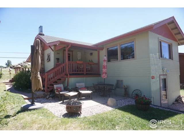 24 Lone Pine Ct, Red Feather Lakes, CO 80545 (MLS #918246) :: 8z Real Estate