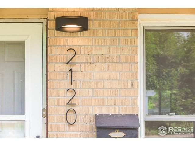 2120 Floral Dr, Boulder, CO 80304 (MLS #918251) :: 8z Real Estate