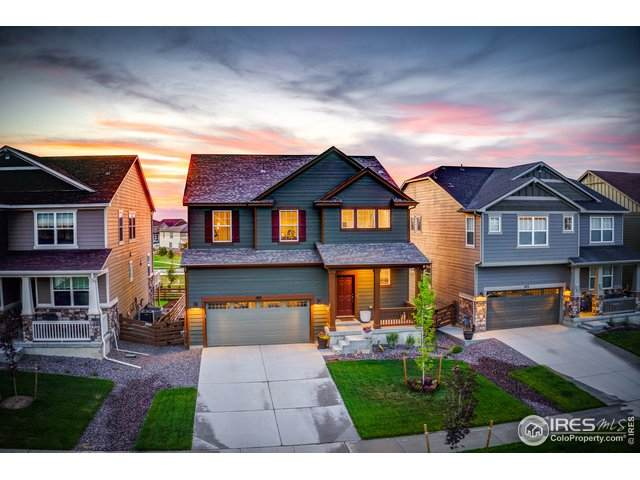 563 Green Mountain Dr, Erie, CO 80516 (MLS #918264) :: 8z Real Estate