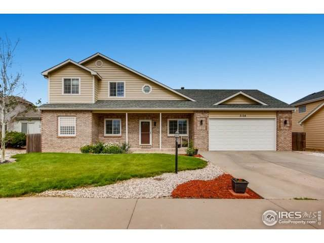 3134 56th Ave Ct, Greeley, CO 80634 (#918268) :: milehimodern