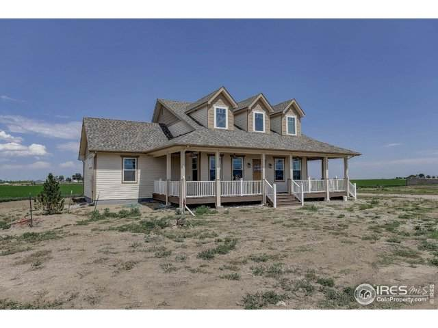 11660 County Road 72, Severance, CO 80615 (#918287) :: Re/Max Structure