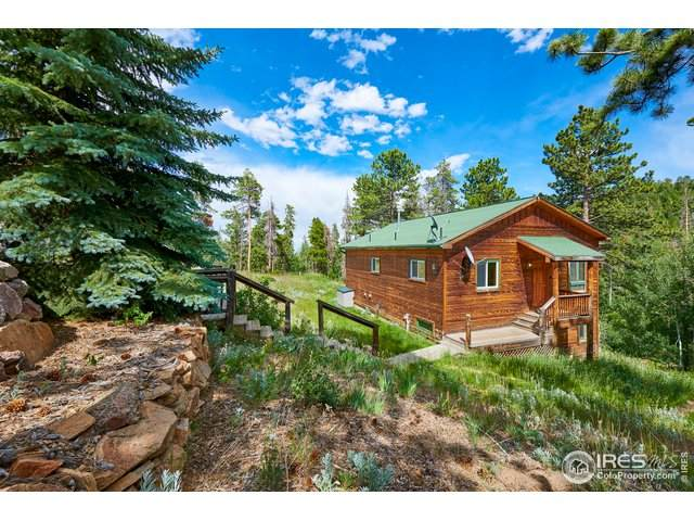 11838 Ridge Rd, Golden, CO 80403 (MLS #918289) :: 8z Real Estate