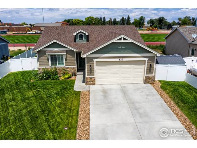 123 Linden Oaks Dr, Ault, CO 80610 (#918324) :: Kimberly Austin Properties