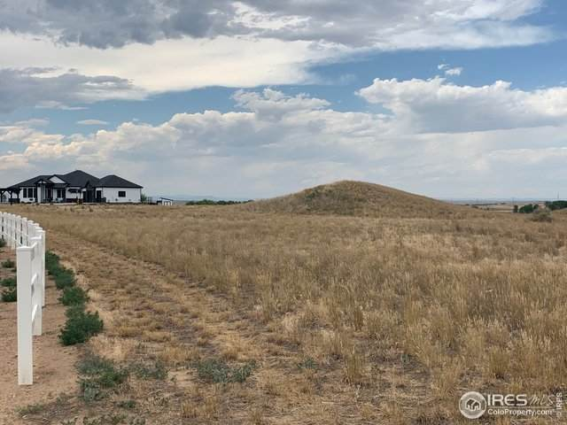 39955 Hilltop Cir, Severance, CO 80610 (MLS #918331) :: Wheelhouse Realty