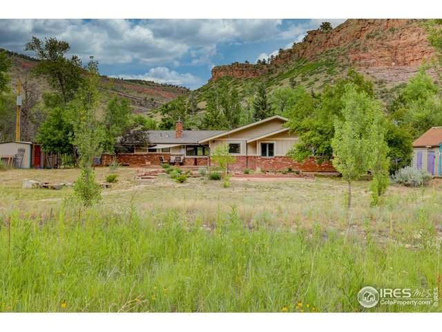 31820 S Saint Vrain Dr, Lyons, CO 80540 (MLS #918362) :: Colorado Home Finder Realty