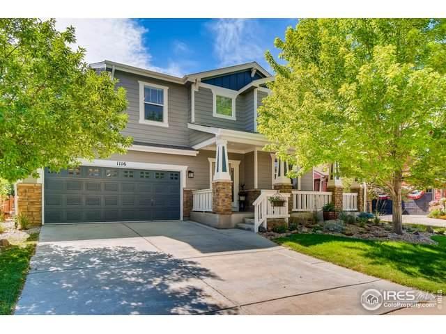 1116 Eichhorn Dr, Erie, CO 80516 (MLS #918366) :: 8z Real Estate