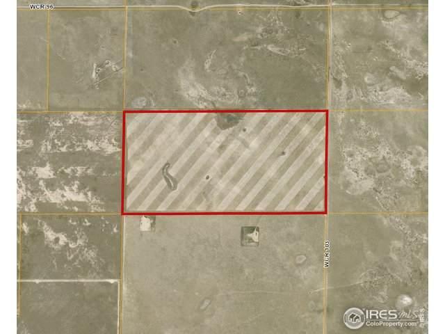 0 Cr 103, Briggsdale, CO 80611 (MLS #918374) :: 8z Real Estate