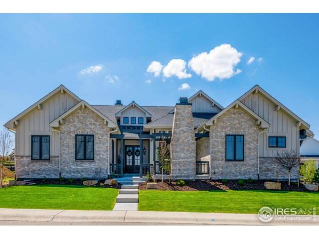 6427 Sanctuary Dr, Windsor, CO 80550 (#918397) :: Compass Colorado Realty