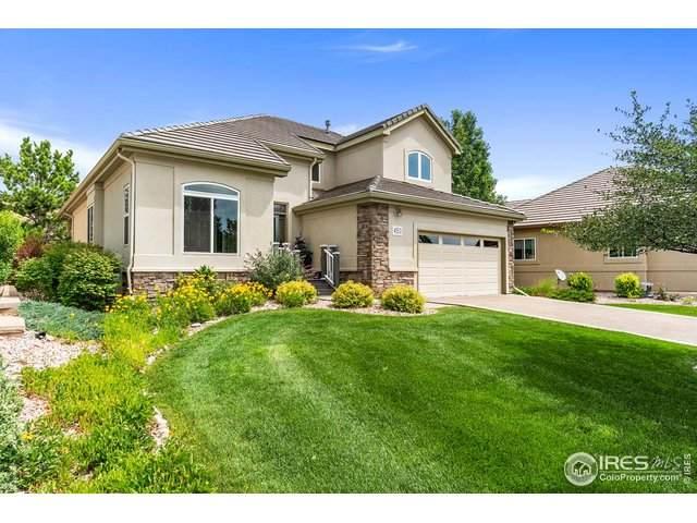 4553 Foothills Dr, Loveland, CO 80537 (MLS #918430) :: Jenn Porter Group