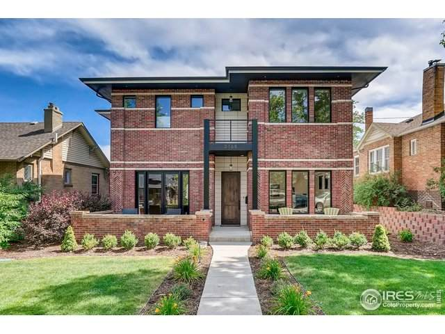 3168 W 40th Ave, Denver, CO 80211 (#918473) :: My Home Team