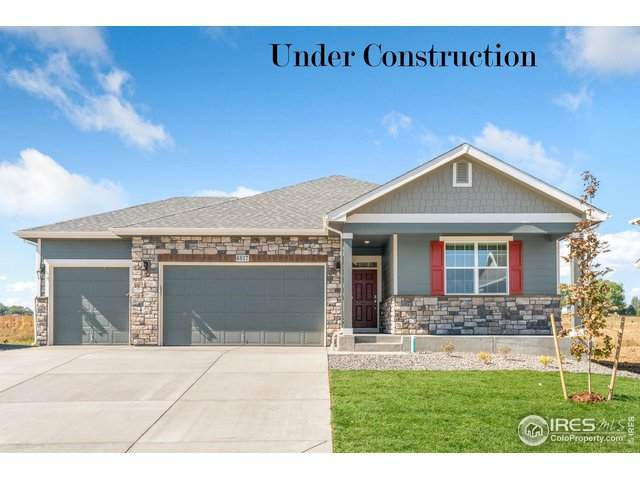 6806 Wild Grass Ln, Wellington, CO 80549 (MLS #918480) :: Kittle Real Estate