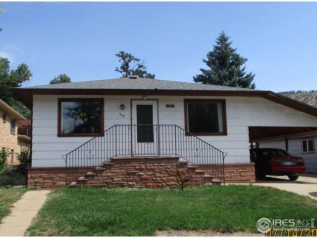 348 Evans St, Lyons, CO 80540 (MLS #918498) :: Colorado Home Finder Realty