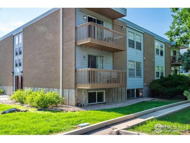 1611 Garfield Ave #1, Louisville, CO 80027 (MLS #918502) :: Hub Real Estate