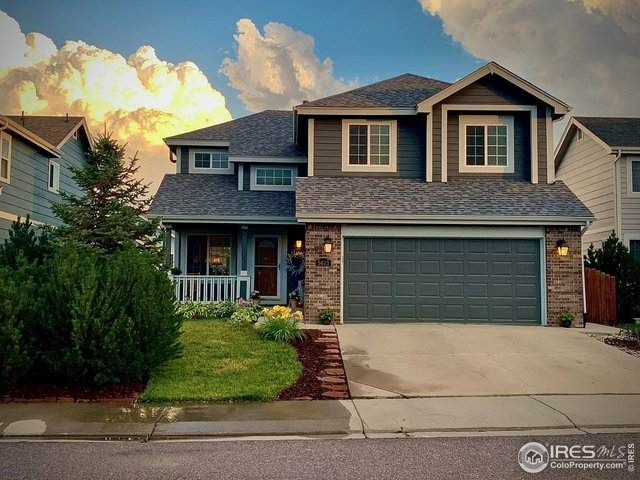5613 Mount Sanitas Ave, Longmont, CO 80503 (#918516) :: The Brokerage Group