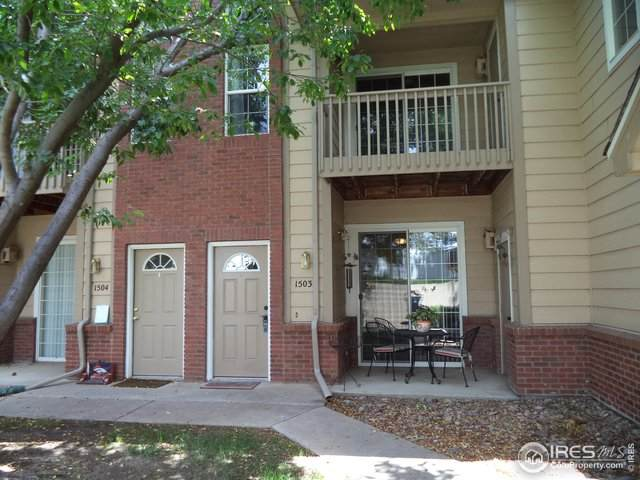 5151 29 St #1503, Greeley, CO 80634 (#918539) :: Kimberly Austin Properties