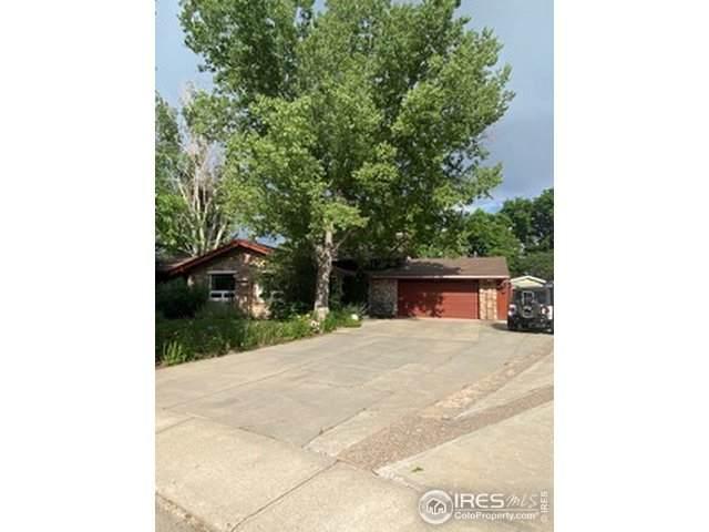 3137 Lakeview Cir, Longmont, CO 80503 (MLS #918551) :: 8z Real Estate