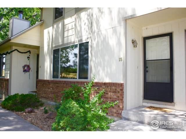 907 44th Ave Ct #15, Greeley, CO 80634 (#918560) :: James Crocker Team